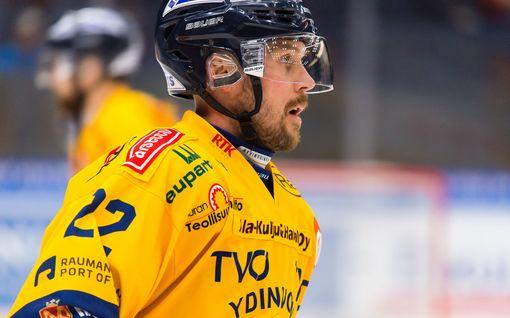 Tasainen vääntö Mikkelissä - Toni Koivisto ratkaisi lisäpisteen Lukolle