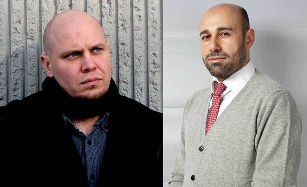 Dan Koivulaakso ja Alan Salehzadeh ovat Iltalehden blogisteja.