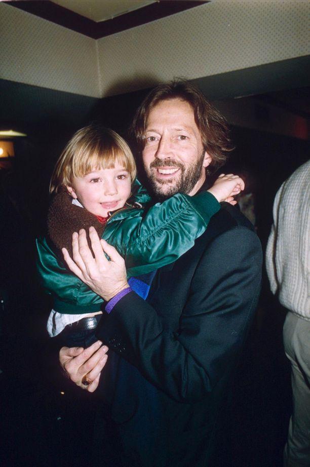 Eric Clapton kirjoitti poikansa Conorin traagisesta kuolemasta monia puhuttelevan Tears in Heaven - laulun.