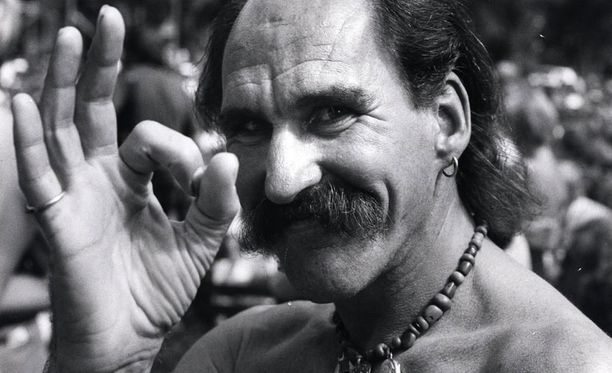 Ior Bock vuonna 1984