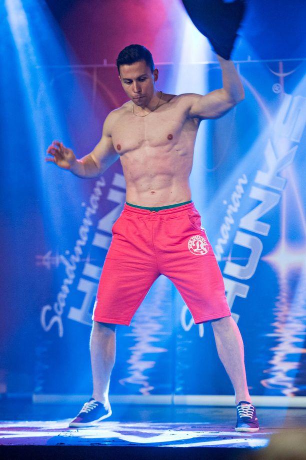 Moskovasta kotoisin oleva Ilja Serov on 32-vuotiaana vanhin uusista Hunkseista.