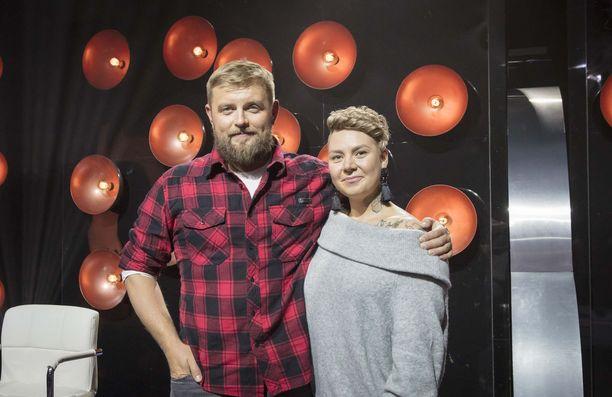 Sune ja Salla viettivät onnistuneen miniloman Islannissa.