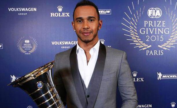 Lewis Hamilton kuuluu jo F1-historian suurin voittajiin.