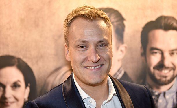 Heikki Paasonen juonsi The Voice of Finlandin.