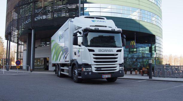 Scanian verkosto on palvellut normaalisti koronaviruspandemiankin aikana ja kuljetusliikkeiden työ on jatkunut normaalisti.