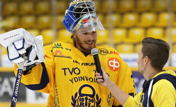 Lukon Oskari Setäsen kommentit olivat kysyttyjä jo ennen turnauksen alkua.