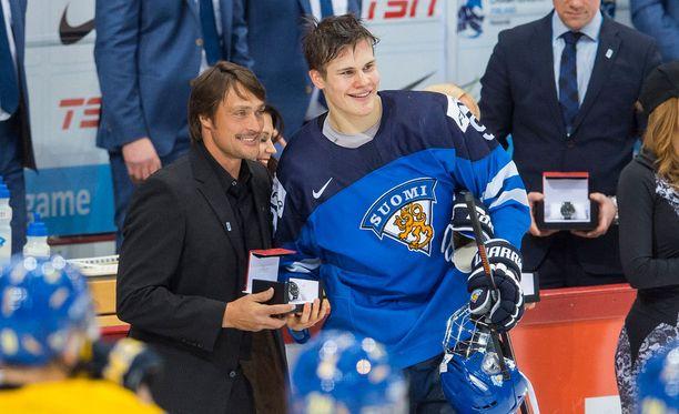 NHL-legenda ja tuleva taalaliigan suuruus?