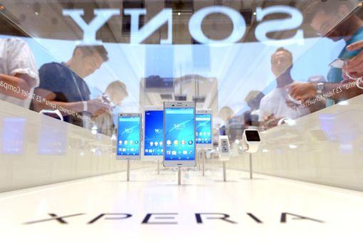 Sonylta odotetaan kolmea uutta Xperia-mallia. Kuvituskuva.