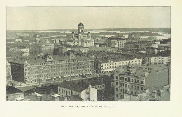 Ethel Tweedie piti Helsinkiä viihtyisänä ja nautti kaupungin kansainvälisestä ilmapiiristä. Muille suomalaiskaupungeille hän ei juuri lämmennyt.