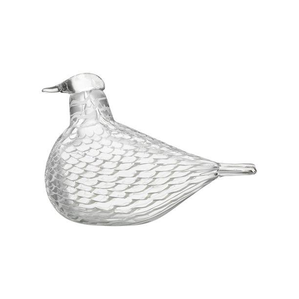 Sovinnon kyyhky on Oiva Toikan suunnittelema suupuhallettu yksiöllinen lintu.