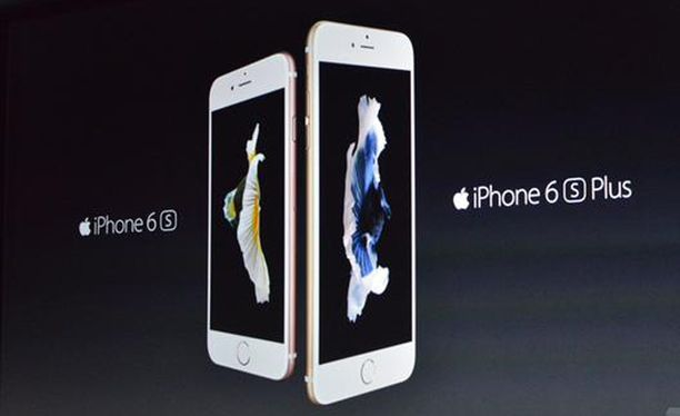 iPhone 6s ja 6sPlus