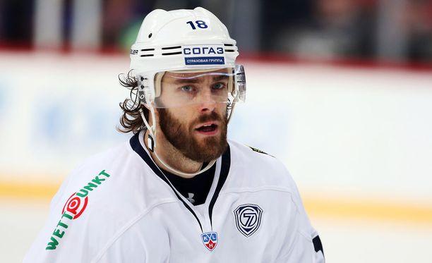 Ville Leinon aika Buffalossa oli yhtä tuskaa.