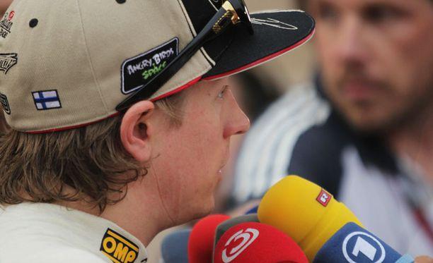 Martin Brundlen mukaan Kimi Räikkösen sisällä sykkii tulinen kilpailijan sydän.