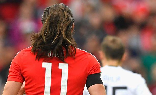 Onko kuvassa Gareth Bale vai Tarzan?