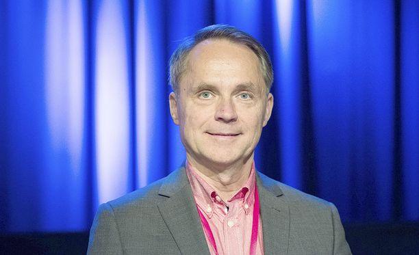 Tietoturva-asiantuntija Petteri Järvinen on huolissaan yhdysvaltalaisten verkkosivujen sulkemisesta eurooppalaisilta.