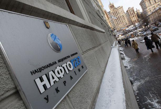 Ukrainan Naftogaz ja Venäjän Gazprom kiistelevät jälleen kaasutoimituksista. Arkistokuva