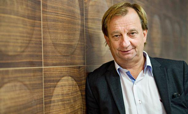 Hjallis Harkimo avautui Antero Mertarannan haastattelussa.