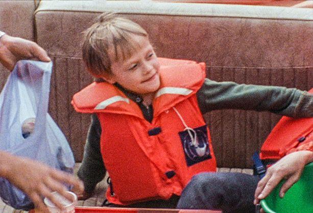 Teemu Selänne päätyi liikennevalistusohjelmaan 7-vuotiaana.