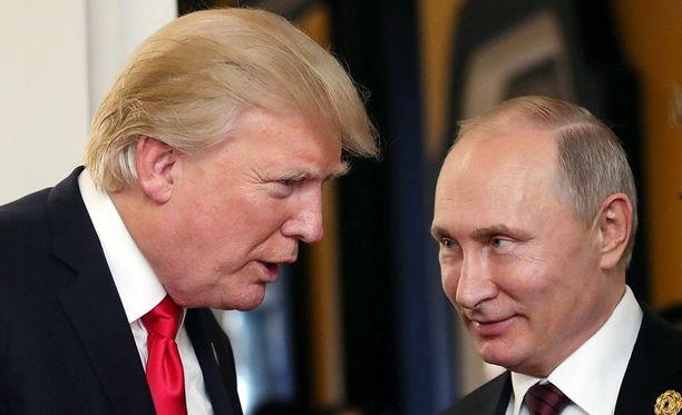 Putinilla on tutkijan mukaan selkeitä tavoitteita. Trump ei tapaamiseen juurikaan valmistaudu.