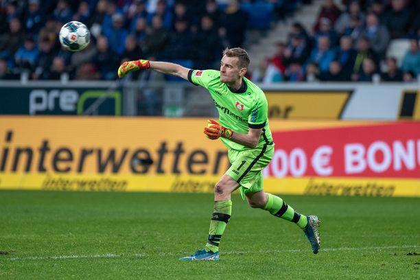 Lukas Hradeckyn Bayer Leverkusen kohtaa maanantai-iltana Werder Bremenin,