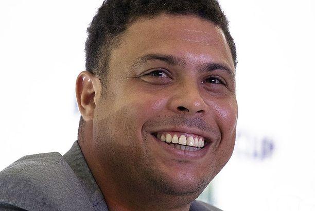 Ronaldo on hieman pyöristynyt sitten pelivuosien.