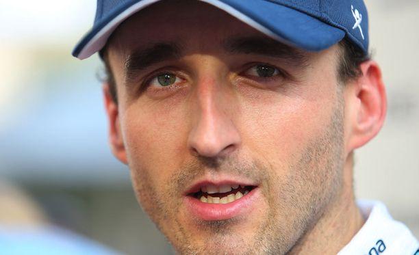 Robert Kubica nätiin F1:ssä kisakuskina viimeksi kaudella 2010.