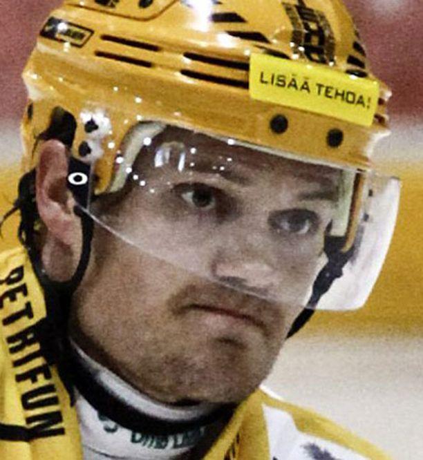 Sami Kapanen oli mukana vuoden 1995 MM-kultaa voittaneessa Leijonajoukkueessa.