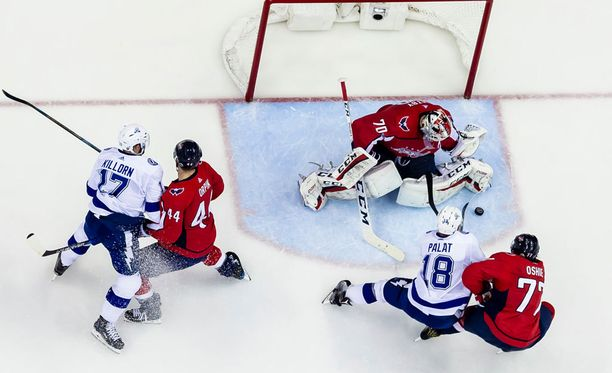 Keskiviikon vetovihje uskoo, että Tampa Bay kruisaa Stanley Cupin finaaleihin.