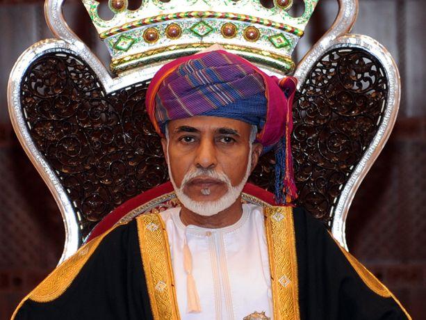 Omanin hallitsija, sulttaani Qaboos menehtyi perjantaina 79-vuotiaana.