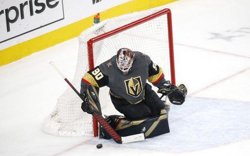 """Ruotsalaisvahti solmi jatkosopimuksen NHL:ssä – kokonaisarvo 25 miljoonaa dollaria: """"Se on hyvä palkka"""""""