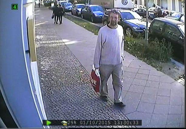 Silvio, 32, pidätettiin eilen lapsen sieppauksesta ja murhasta epäiltynä.