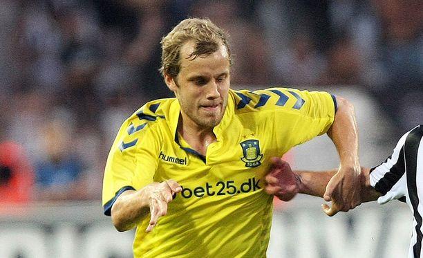 Teemu Pukki osui Norwichin 1-0-voitossa.