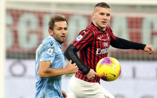 Ota, anna oikealta – Lazio yrittää kouluttaa AC Milania