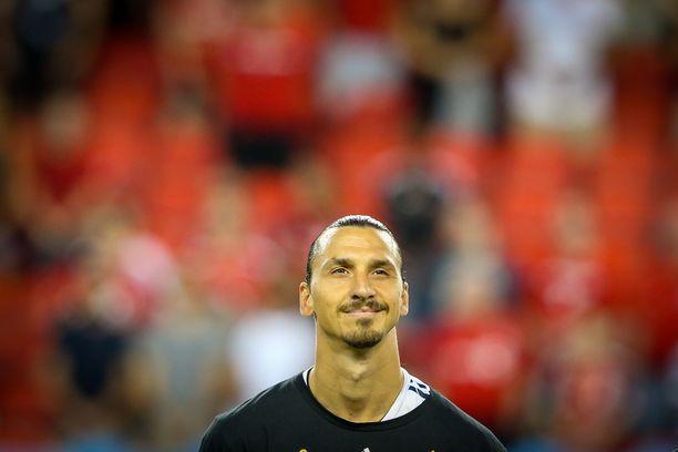 Zlatan Ibrahimovicin edustama LA Galaxy ei selviytynyt MLS-liigan pudotuspeleihin kaudella 2018.