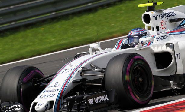 Valtteri Bottas uskoo mahdollisuuksiinsa Itävallan GP:ssä.