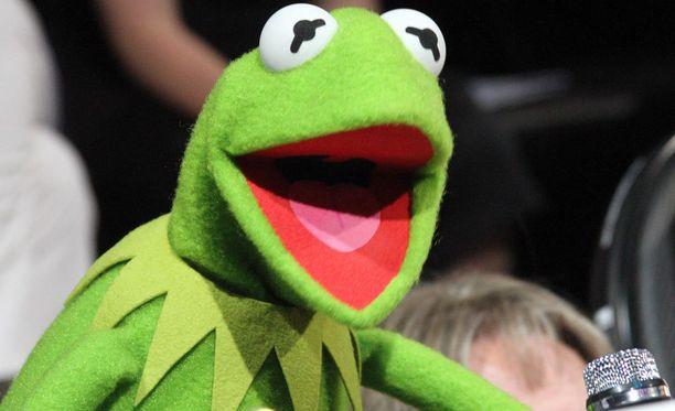 Kermit-sammakolla on uusi tyttöystävä.