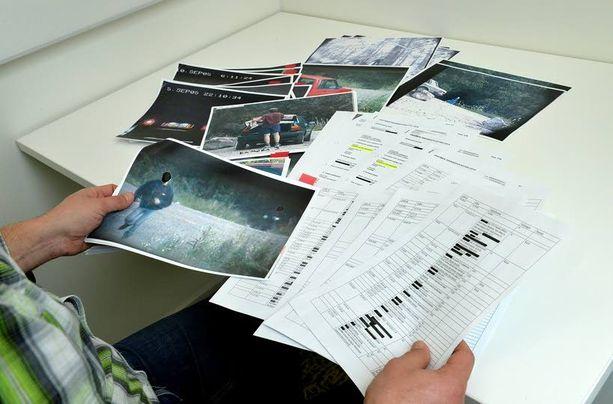 Kymmenet kameratallenteet ja salaiset pakkokeinovaatimukset paljastavat poliisin seuranneen pitkään rikollisten toimintaa.