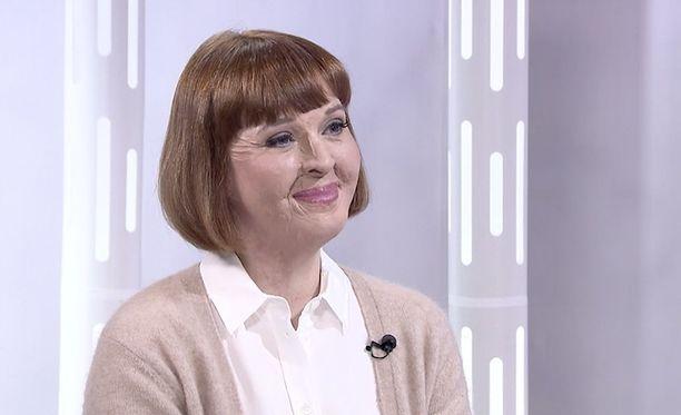 Kovia kokenut Ulrika Björkstam kokee elävänsä nyt hyvää elämää.