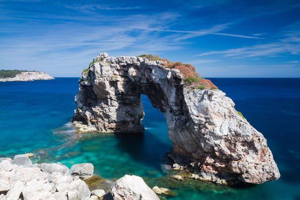 Mallorcan Es Pontas on hieno näky.