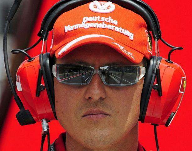 Michael Schumacherin menestys oli suureksi osaksi Ross Brawnin ansiota.