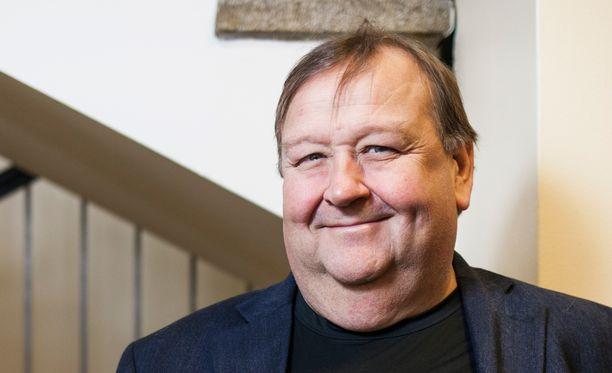 Mikko Kivinen oli Jouko Turkan oppilas.