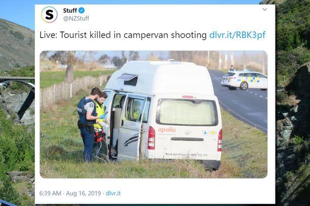 33-vuotias mies kuoli ammuskelussa saamiinsa vammoihin epäillyn pakoyrityksen aikana.
