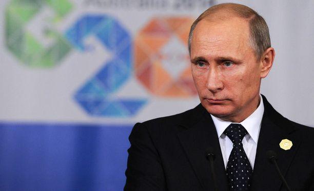 Putin poistui Brisbanen G20-huippukokouksesta etuajassa väsymykseen vedoten.