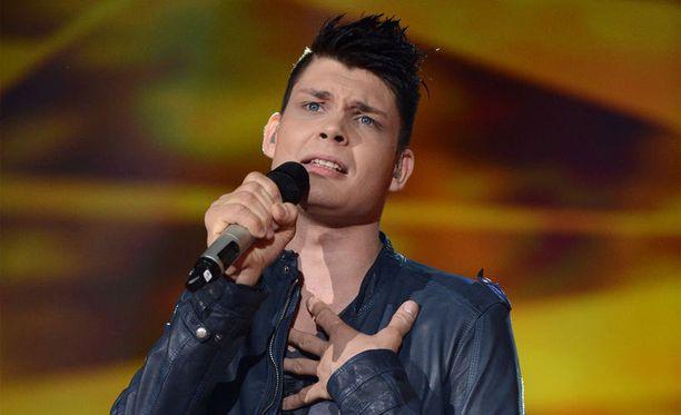 Niko Brotkin ei päässyt jatkoon Idolsissa.