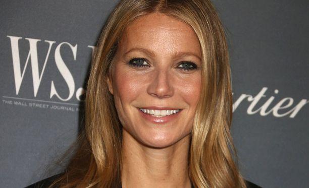 Juuri kihlautuneella Gwyneth Paltrow'lla on erinomaiset välit ex-mieheensä.