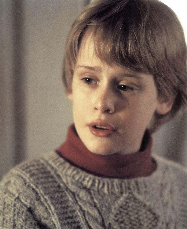 Yksin kotona -elokuvat tekivät Macaulay Culkinista lapsitähden 90-luvulla.