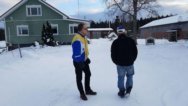 Lähteenmäkien kotipihalta lähtivät Krista Pärmäkosken ladut olympiamitalistiksi.