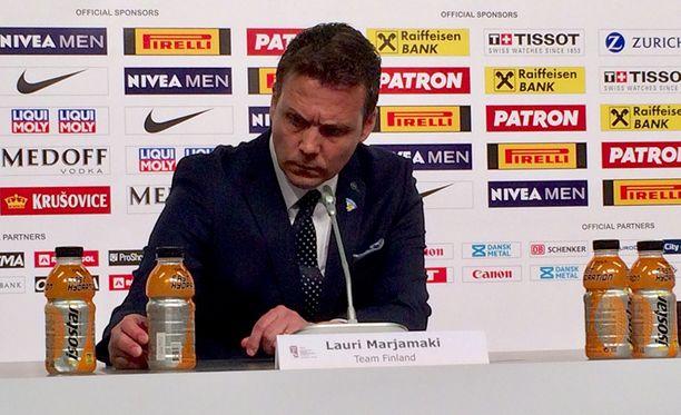 Lauri Marjamäki joutui jälleen pettymään. Pitää silti muistaa, että uuden sukupolven ja pelitavan sisäänajossa hän teki paljon hyvääkin työtä.