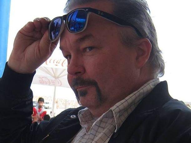 Matti Hietanen sai lottovoiton vuonna 2012.