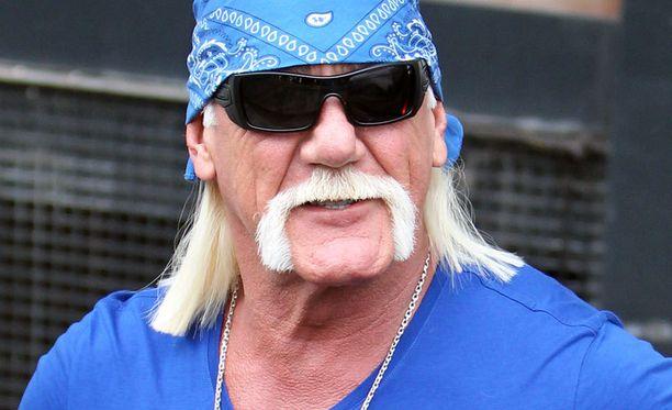 59-vuotias Hulk Hogan on uusimman nettiin vuotaneen seksivideon tähti.